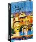 Magnetic weekly diary Prague 2021