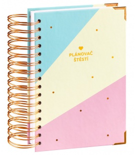 Daily diary Happiness planner – undated 2021