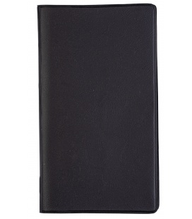 Diary - Planning fortnightly notebook 917 PVC black 2021