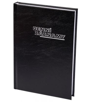 Diary - Daily Notes A5 UNI Balacron 2021