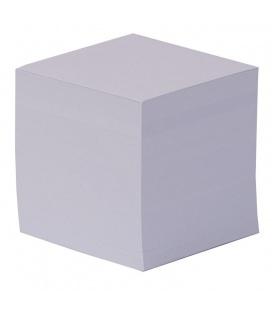 Notepad - CUBE 9x9x9 cm papír bílý 2021