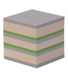 Notepad - CUBE 9x9x9 cm papír barevný mix 2021