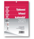 Wall calendar notepad A5 week  2021