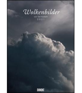 Wall calendar Tan Kadam: Wolkenbilder (Tan Kadam) 2021
