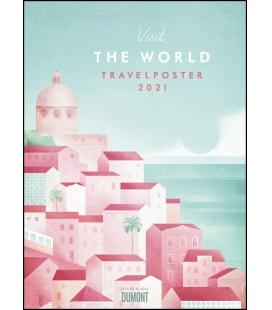 Wall calendar Henry Rivers: Travelposter (Henry Rivers) 2021