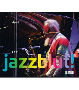 Wall calendar Jazzblut 2021