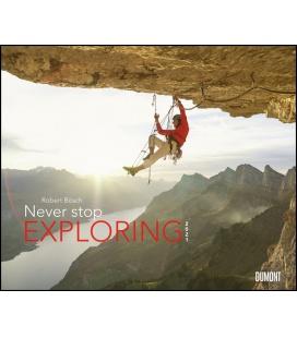 Wall calendar Robert Bösch: Never stop exploring (Robert Bösch) 2021