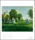 Wall calendar Die seltsame Welt des Michael Sowa 2021