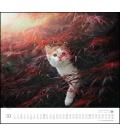 Wall calendar …geliebte Stubentiger 2021
