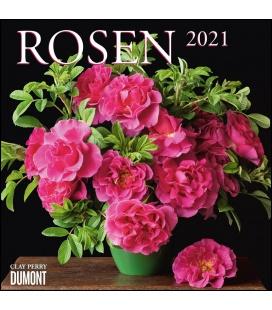 Wall calendar Rosen 2021