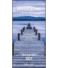 Wall calendar Meditation T&C 2021