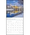 Wall calendar Deutschland T&C 2021