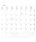 Wall calendar Sportwagen T&C 2021