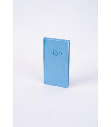 Weekly Pocket Diary A6 koženka CREATIVE 2021