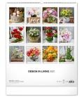Wall calendar Design in Living 2021