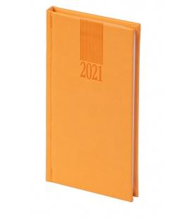 Weekly Pocket Diary A6 Vivella 2021