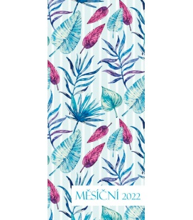 Pocket diary monthly lamino - Listy 2022