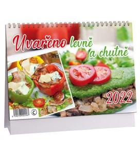 Table calendar Uvařeno levně a chutně 2022