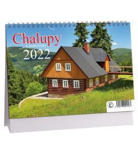Table calendar Chalupy a pranostiky 2022