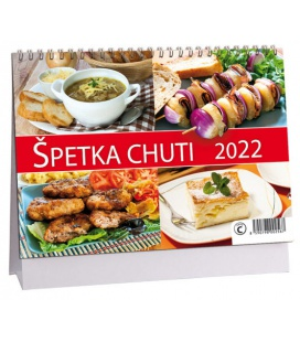 Table calendar Špetka chuti 2022