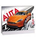 Table calendar Auta 2022