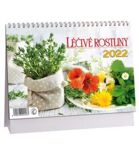 Table calendar Léčivé rostliny 2022