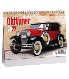 Table calendar Oldtimer 2022
