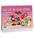 Table calendar Z pohádky do pohádky 2022
