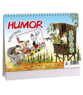 Table calendar Humor, koření života 2022