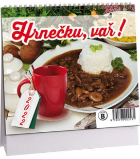 Table calendar Hrnečku, vař mini 2022