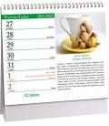 Table calendar Léčivé rostliny mini 2022