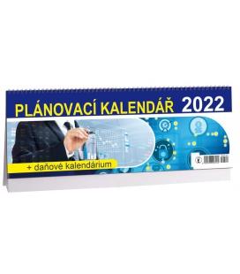 Table calendar Plánovací daňový 2022