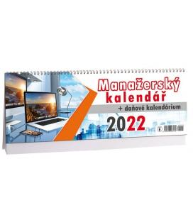 Table calendar Manažerský 2022