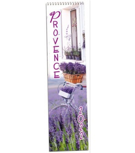 Wall calendar Provence - vázanka 2022