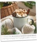Wall calendar Home design 2022