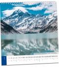 Wall calendar Národní parky 2022