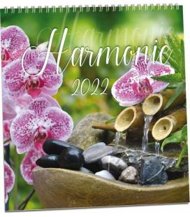 Wall calendar Harmonie 2022