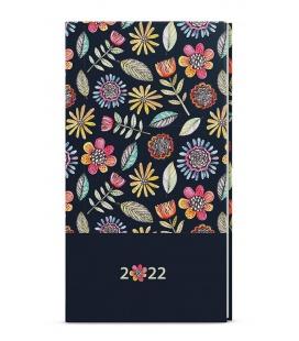 Weekly Pocket Diary - Jakub - lamino - black 2022