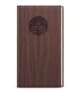 Weekly Pocket Diary - Jakub - wood brown 2022