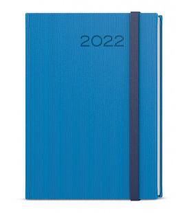 Daily Diary A5 - David - vigo blue, blue 2022