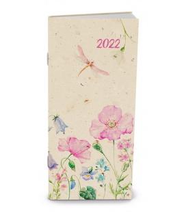 Monthly Pocket Diary - Božka - lamino - Vážka 2022