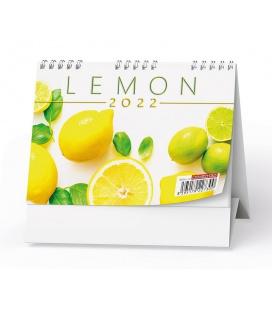 Table calendar Lemon 2022
