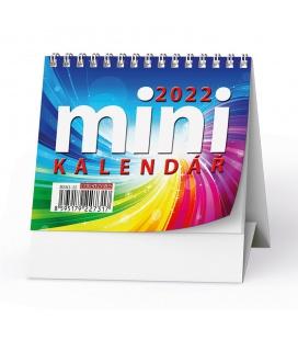 Table calendar MINI kalendář 2022