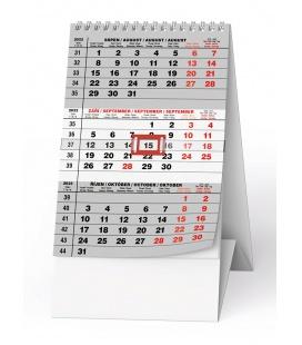 Table calendar Mini tříměsíční 2022