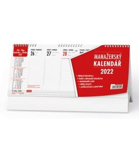 Table calendar Manažerský kalendář (daně) 2022