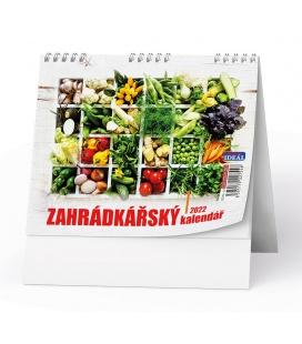 Table calendar IDEÁL - Zahrádkářský kalendář 2022