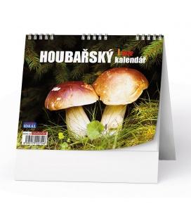 Table calendar IDEÁL - Houbařský kalendář 2022