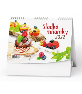 Table calendar Sladké mňamky 2022