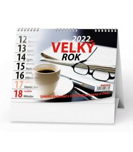 Table calendar Velký rok 2022