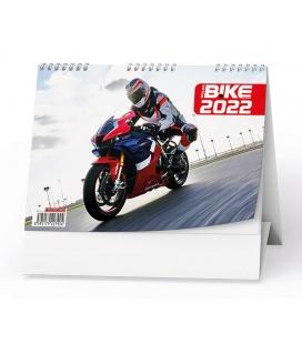 Table calendar Motorbike A5 2022